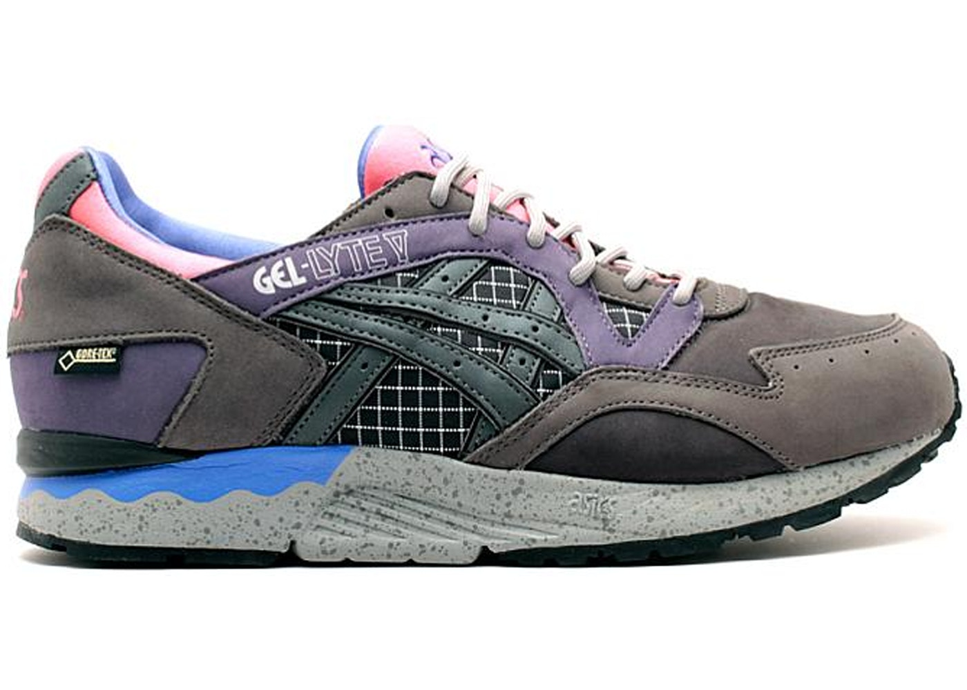 b7376eee93 ASICS Gel-Lyte V Packer Shoes x Gore-tex Charcoal