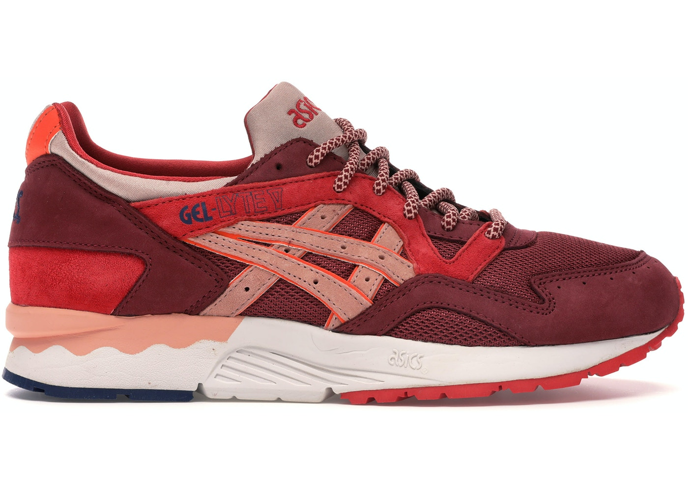 los angeles 285ef bb918 ASICS Gel-Lyte V Ronnie Fieg