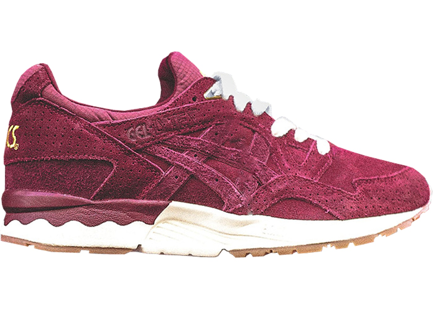the latest 27938 be52d ASICS Gel-Lyte V Sneakerness Passport