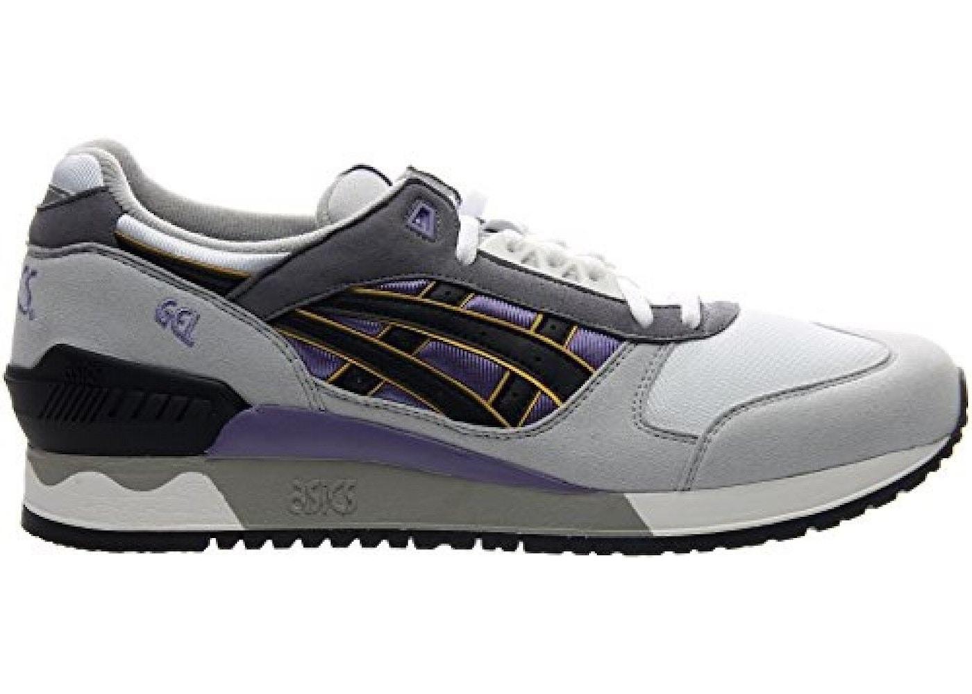 revendeur e185b 51d9e ASICS Gel-Respector Aster Purple