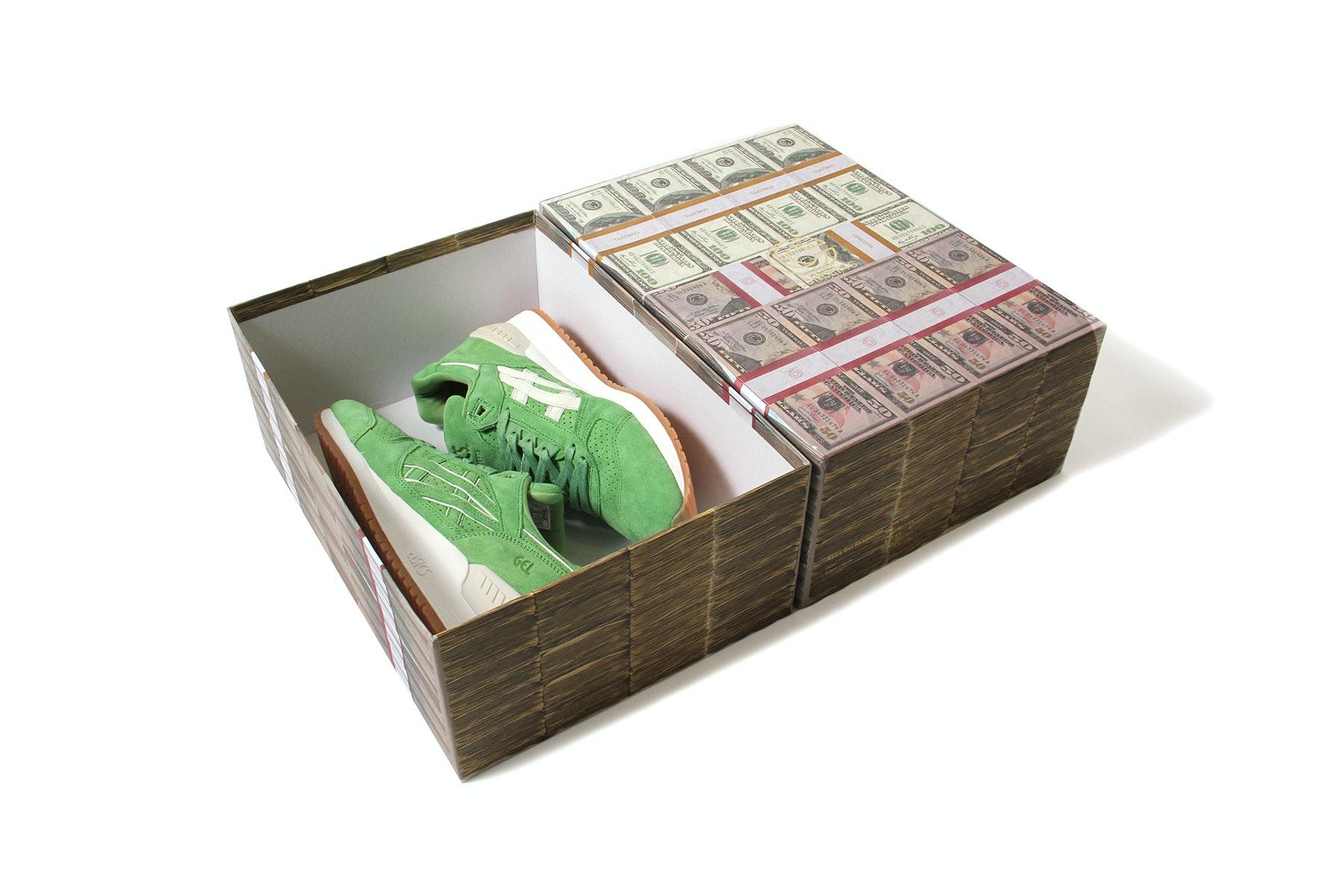 """Asics Gel-Respector Concepts """"Coca"""" (Special Box)"""