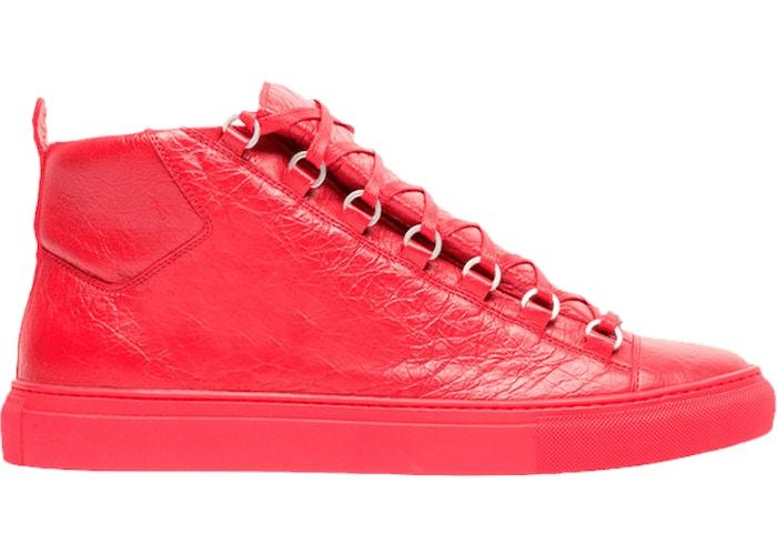 Balenciaga Area High Red