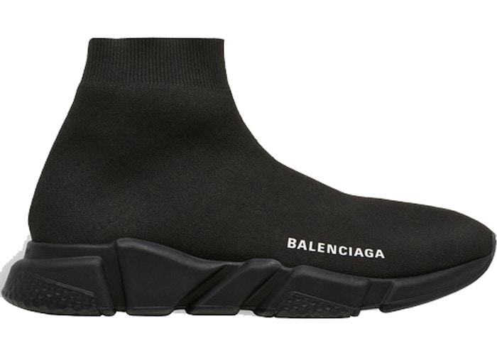 Balenciaga Speed Trainer Black 2019 (W)