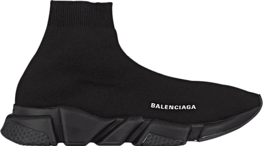 Balenciaga Speed Trainer Black 2019 by Stock X