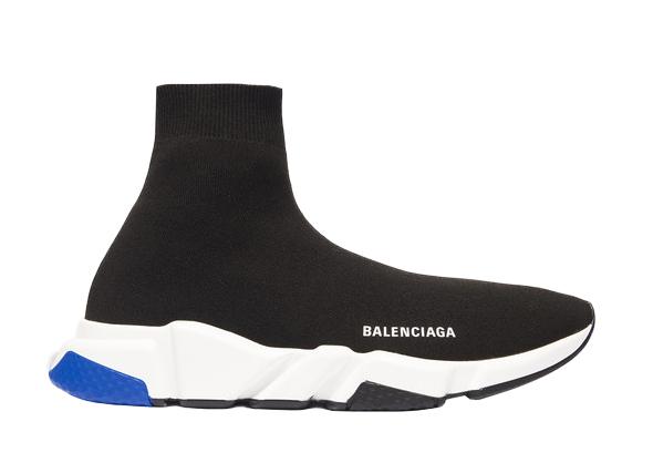 Balenciaga Speed Trainer Black Blue