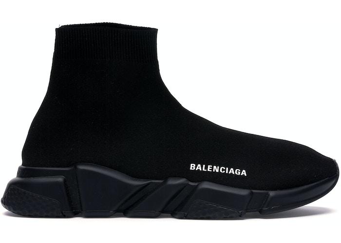 Balenciaga Speed Trainer Black  (2018)
