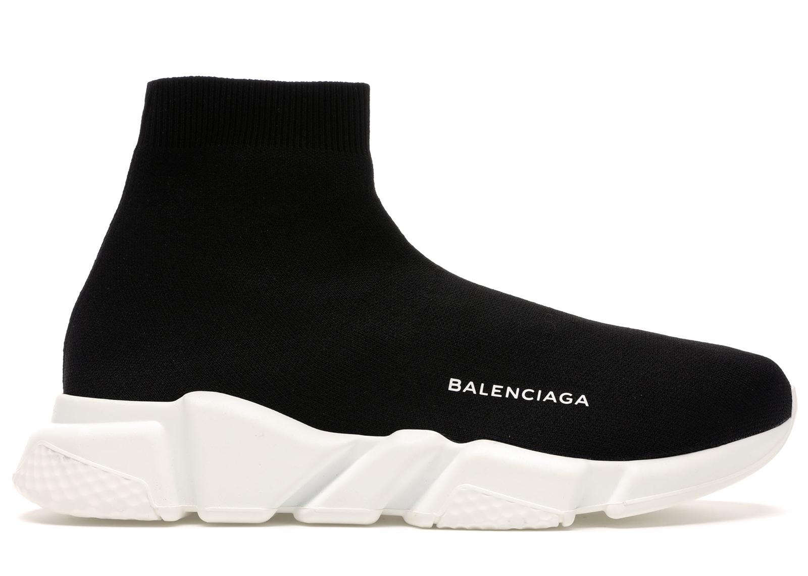 balenciaga sock shoes colors