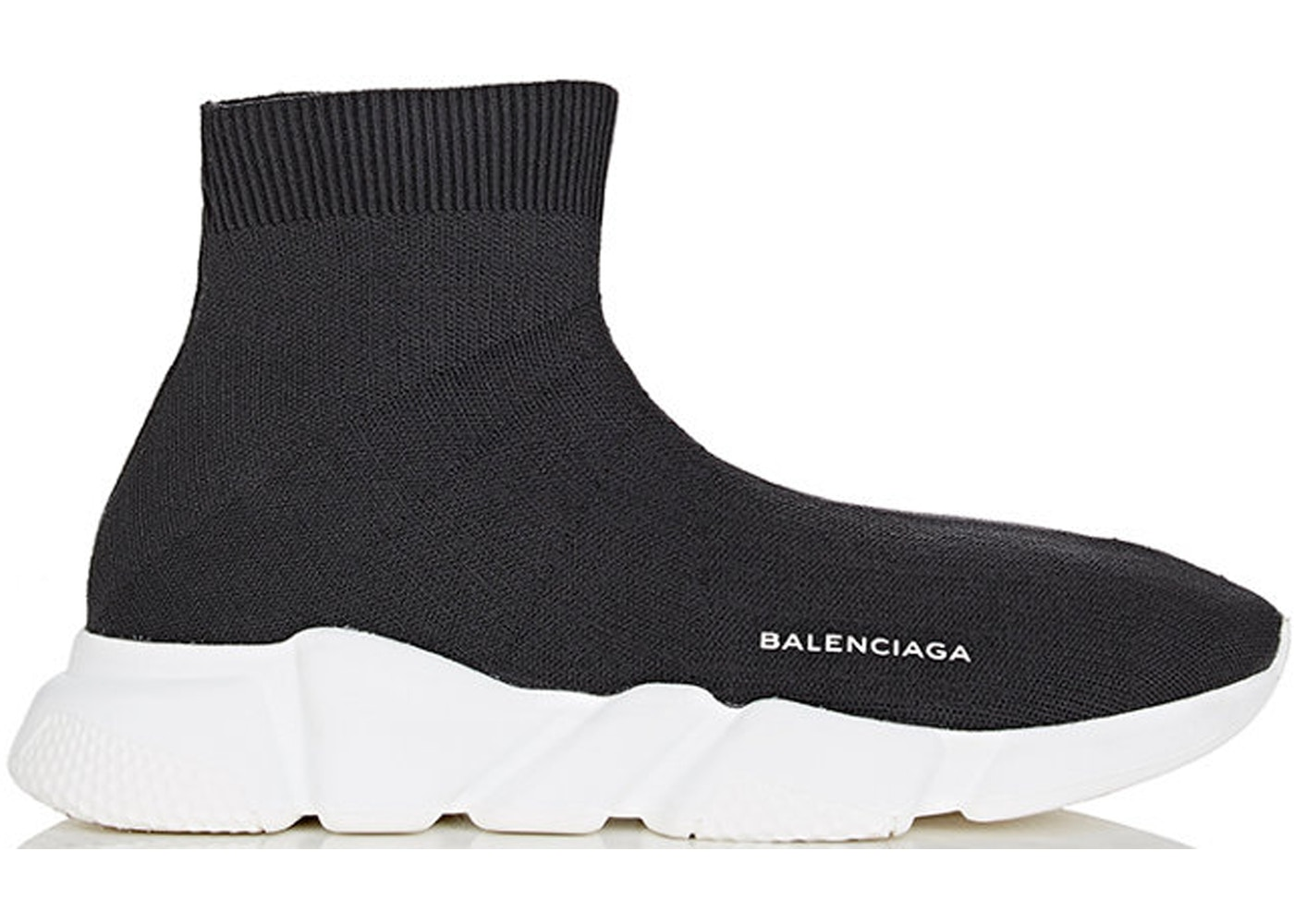 Balenciaga Speed Trainer Black White - 458653-W05G0-1000 484c7e42a