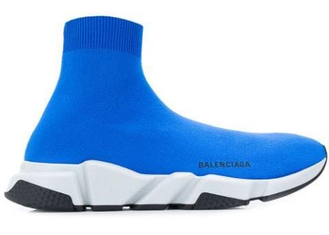 Balenciaga Speed Trainer Blue - 530349