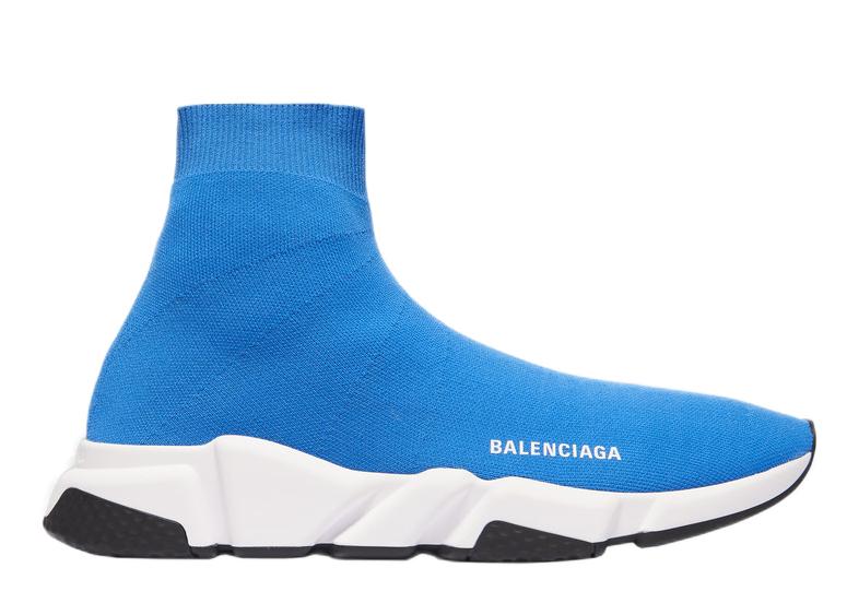 Balenciaga Speed Trainer Bright Blue