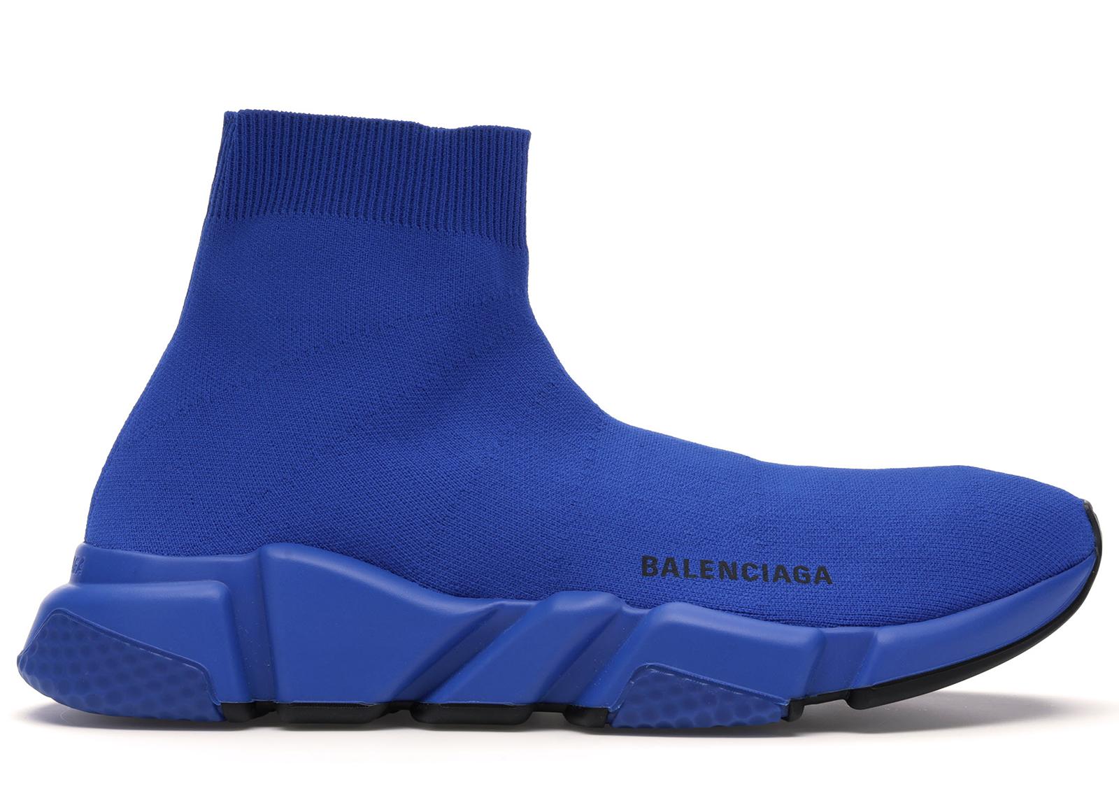 Balenciaga Speed Trainer Electric Blue