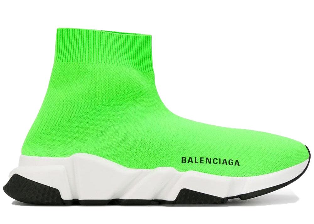 Balenciaga Speed Trainer Green - 530349