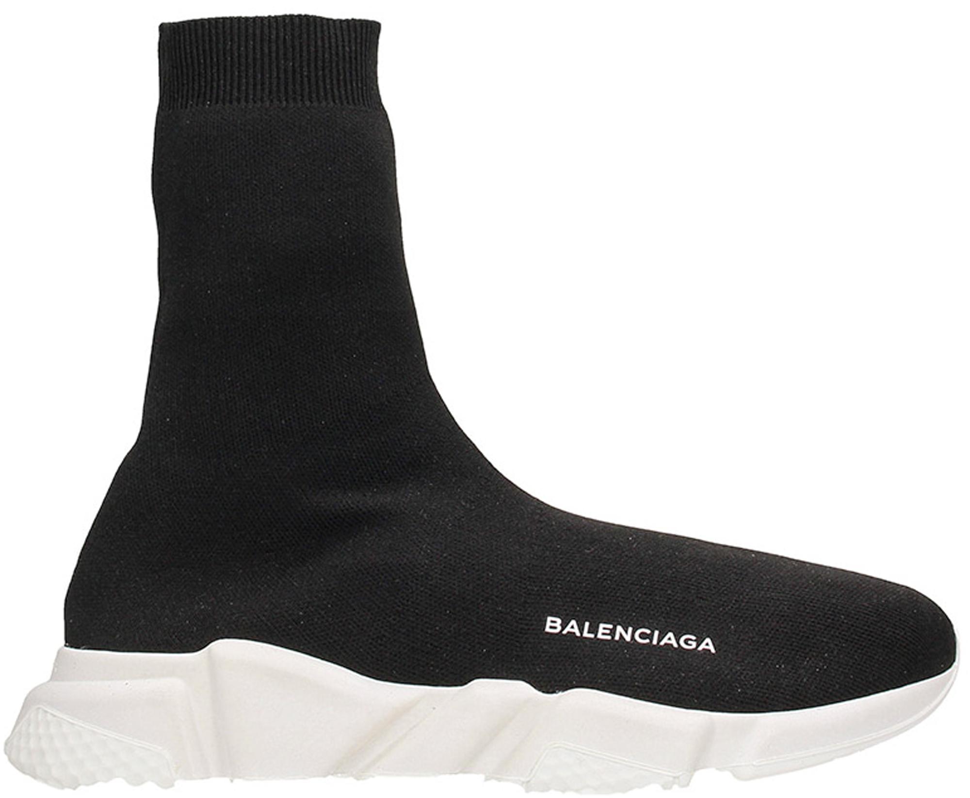 Balenciaga Speed Knit Trainer 'Grey