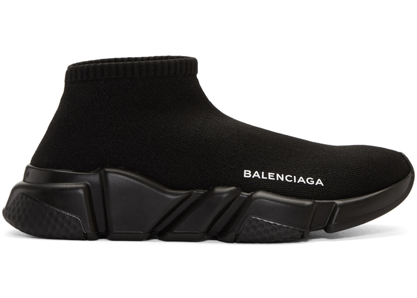 4659bb47a414 Sell. or Ask. Size --. View All Bids. Balenciaga Speed Trainer Low Black ...