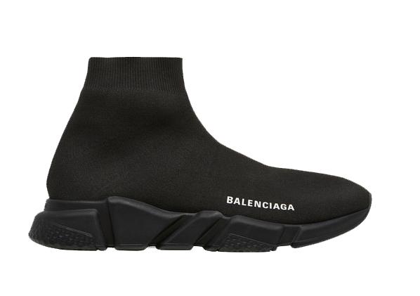 Balenciaga Speed Trainer Low Black
