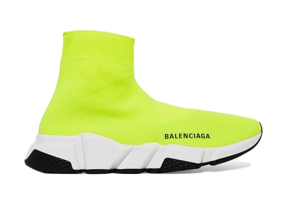 Balenciaga Speed Trainer Neon Bright