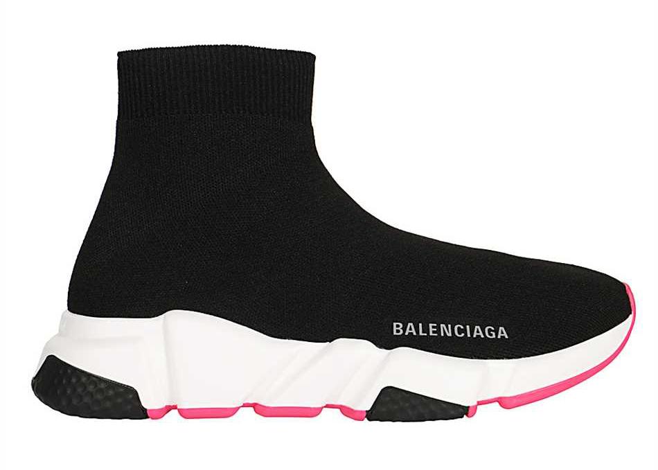 Balenciaga Speed Trainer Pink Sole (W