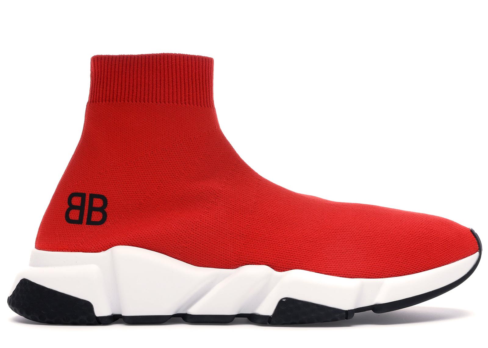 Balenciaga Speed Trainer Red (2019
