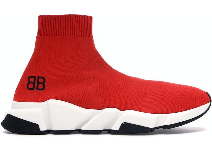 Balenciaga Speed Trainer Red (2019)