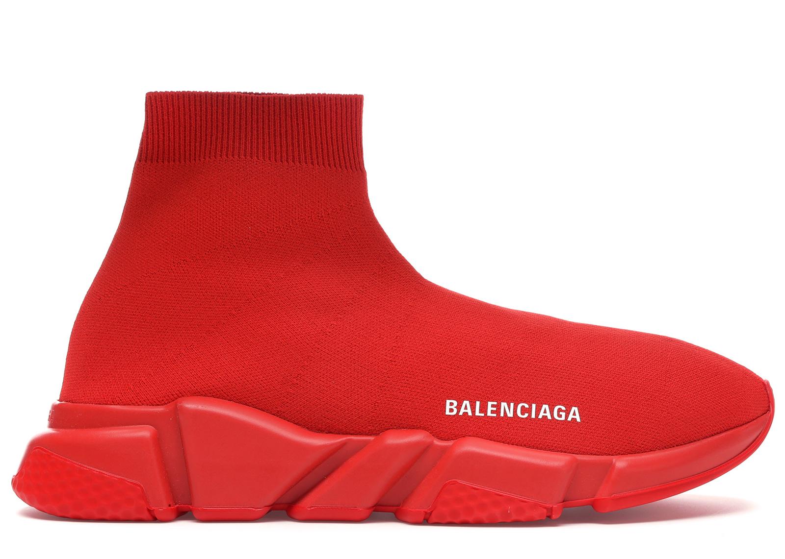 Balenciaga Speed Trainer Red - 530353