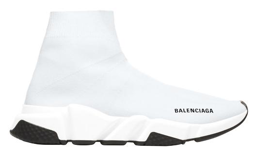 Balenciaga Speed Trainer White 2019 (W