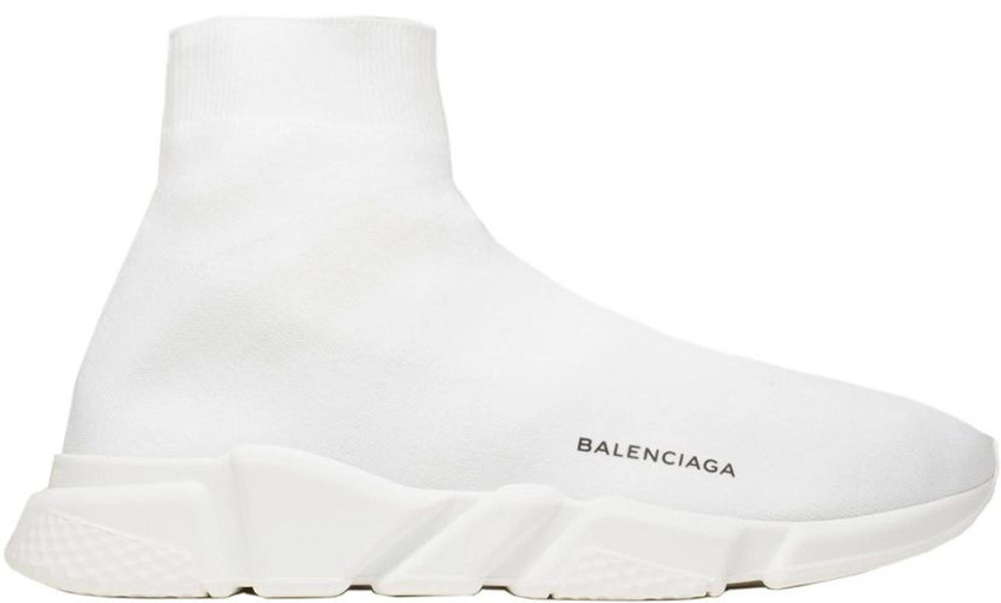 Balenciaga Speed Trainer White - 483502