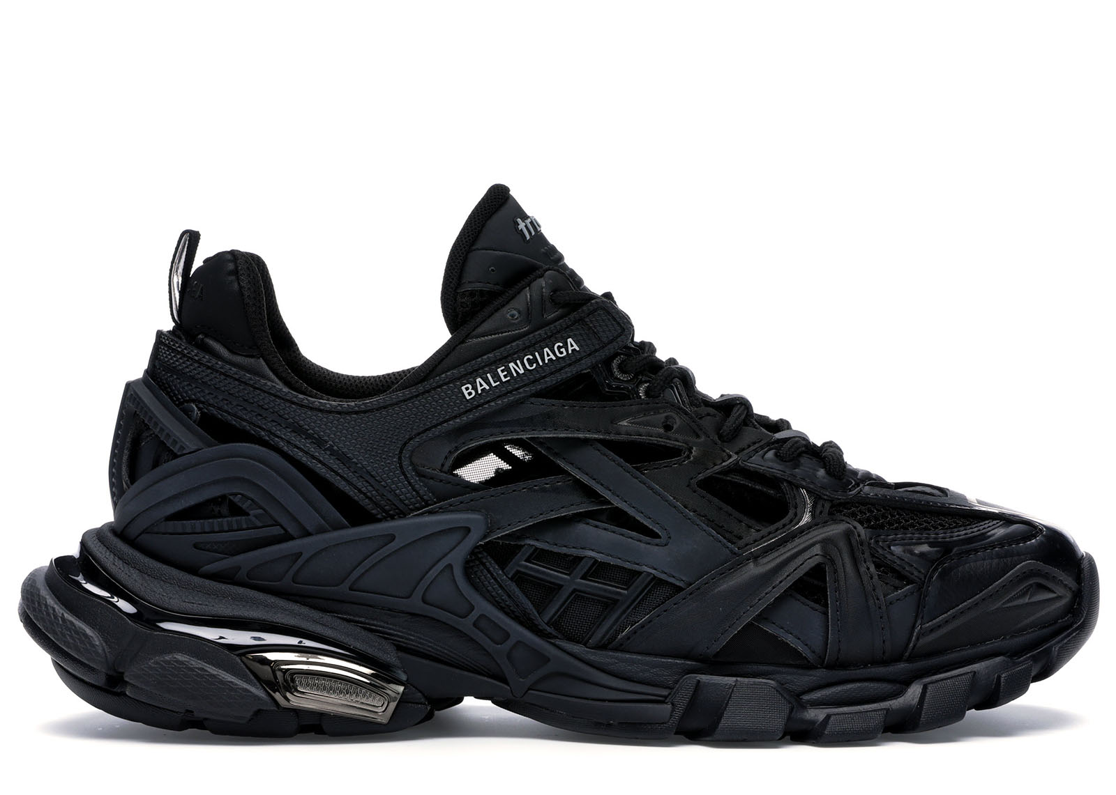 Balenciaga Track 2 Black - 568614W2GN11000