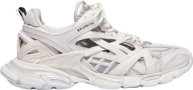 Balenciaga Track 2 White - 568614W2GN19000