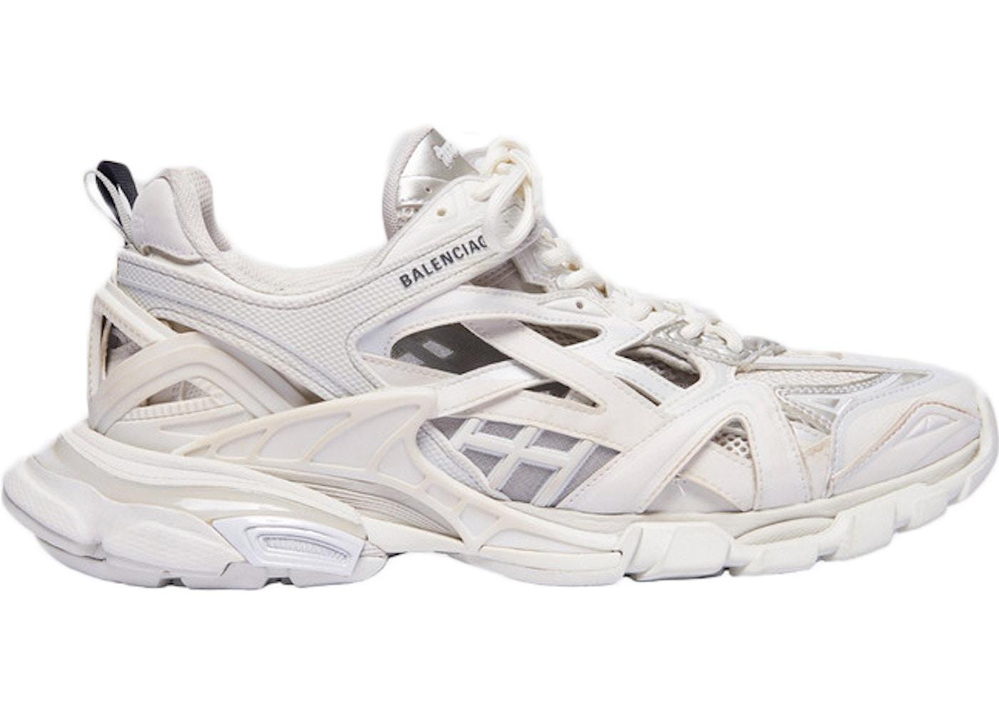Balenciaga Track 2 White 568614w2gn19000