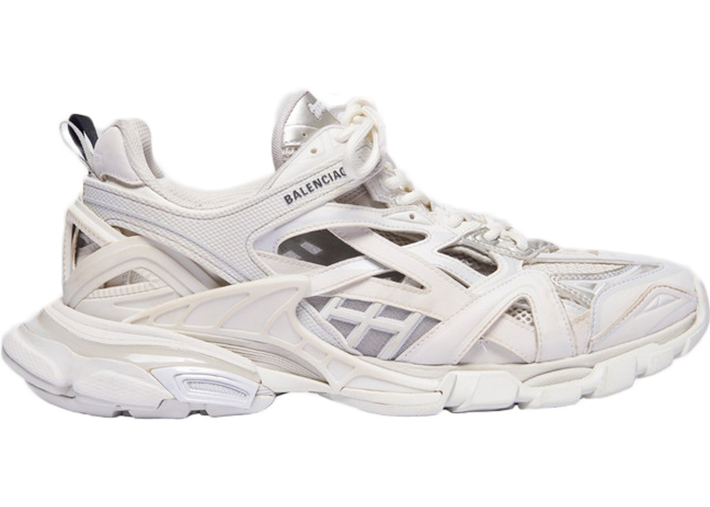 many fashionable official site sale uk Balenciaga Track 2 White