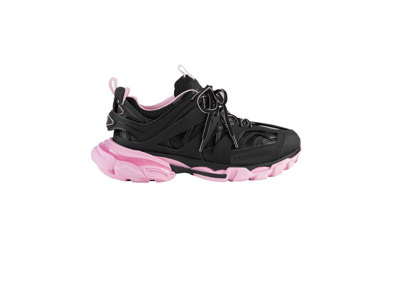 Balenciaga Track Black Pink (W