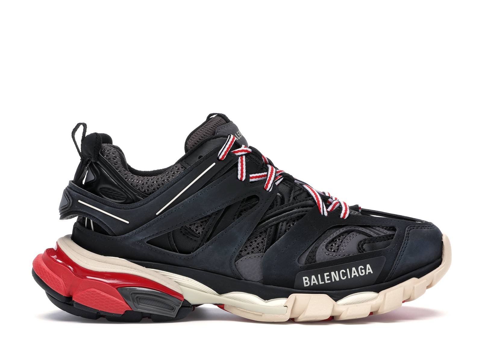 Balenciaga Track Black Red (W) - 542436