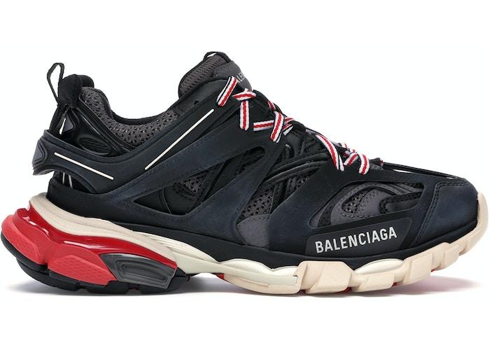 Balenciaga Track Black Red (W)