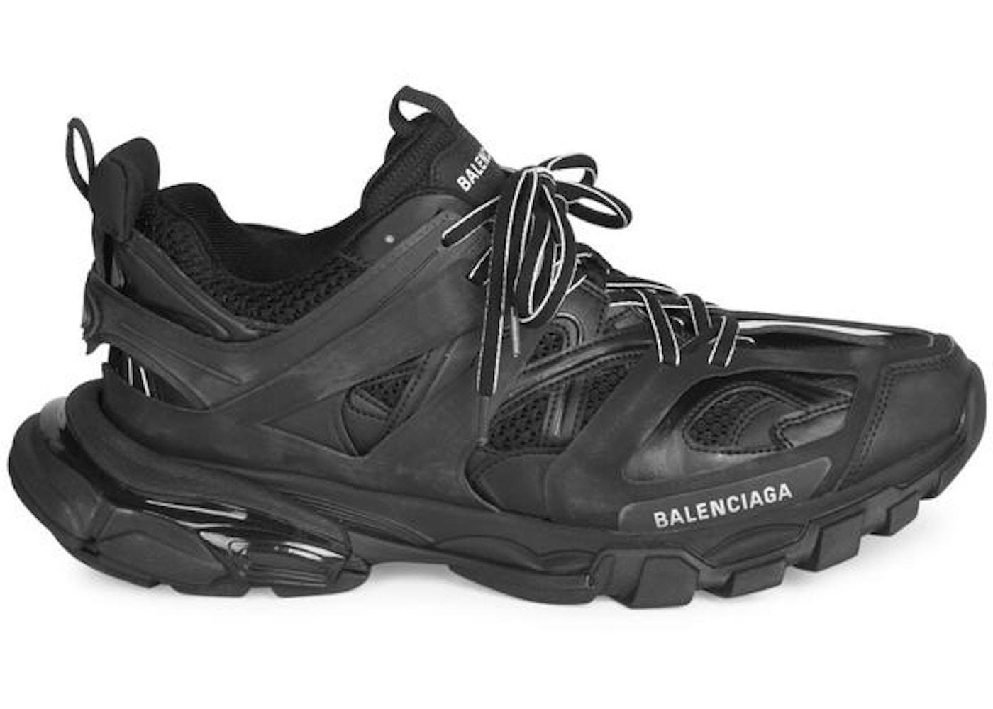 Balenciaga Track Black Sneakers