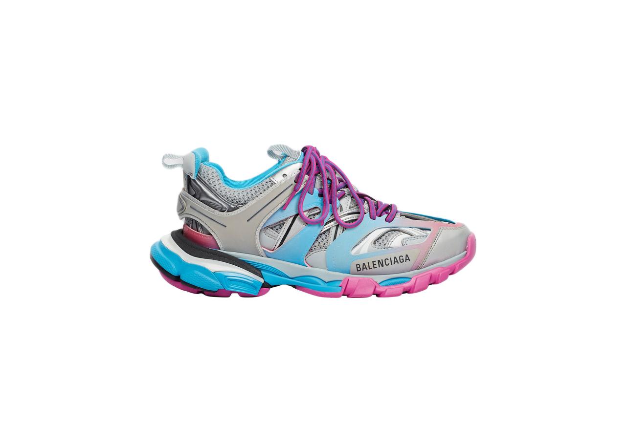 Balenciaga Track Blue Pink (W