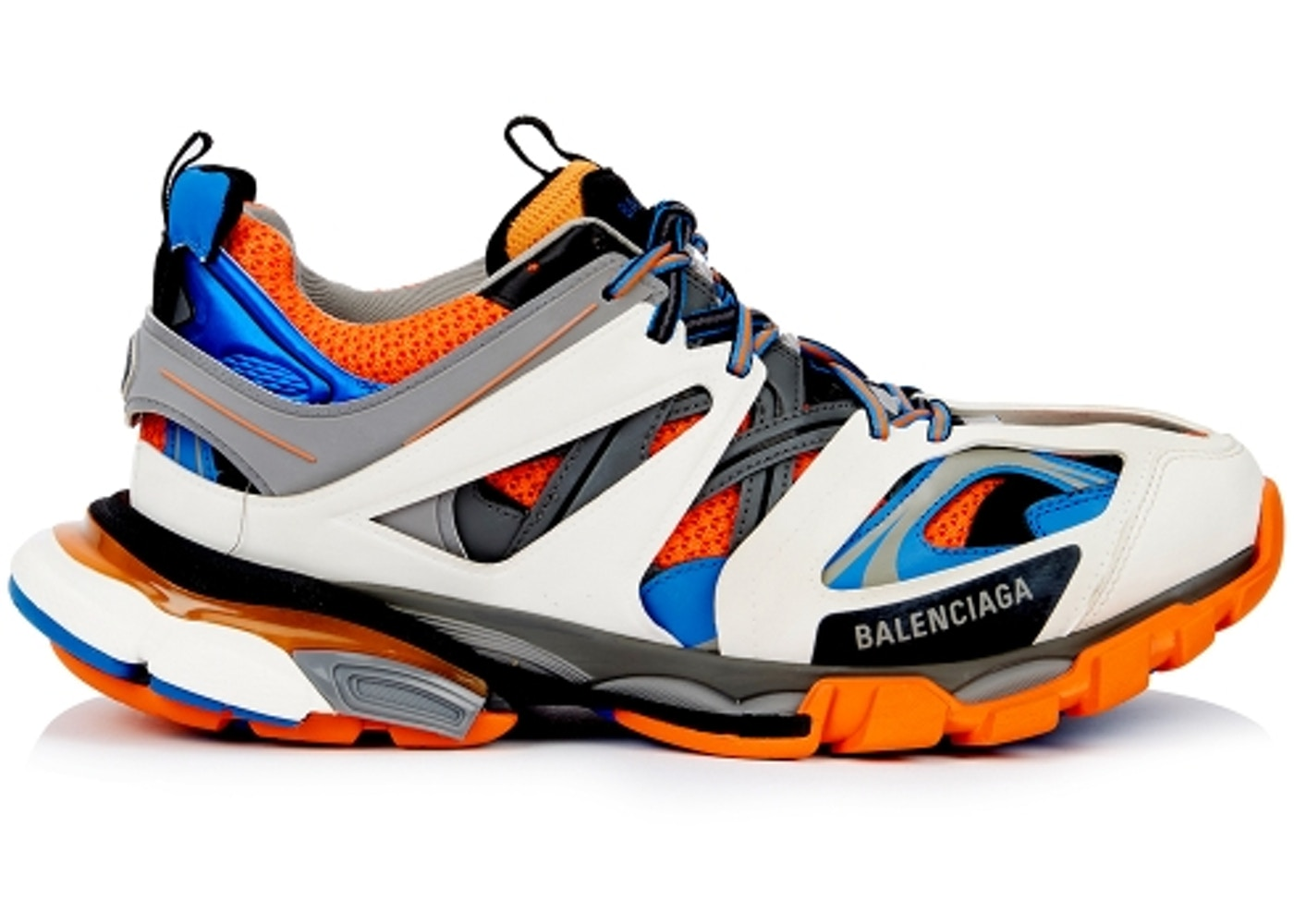 ce83b6d8916c Balenciaga Track Orange Blue - TBD