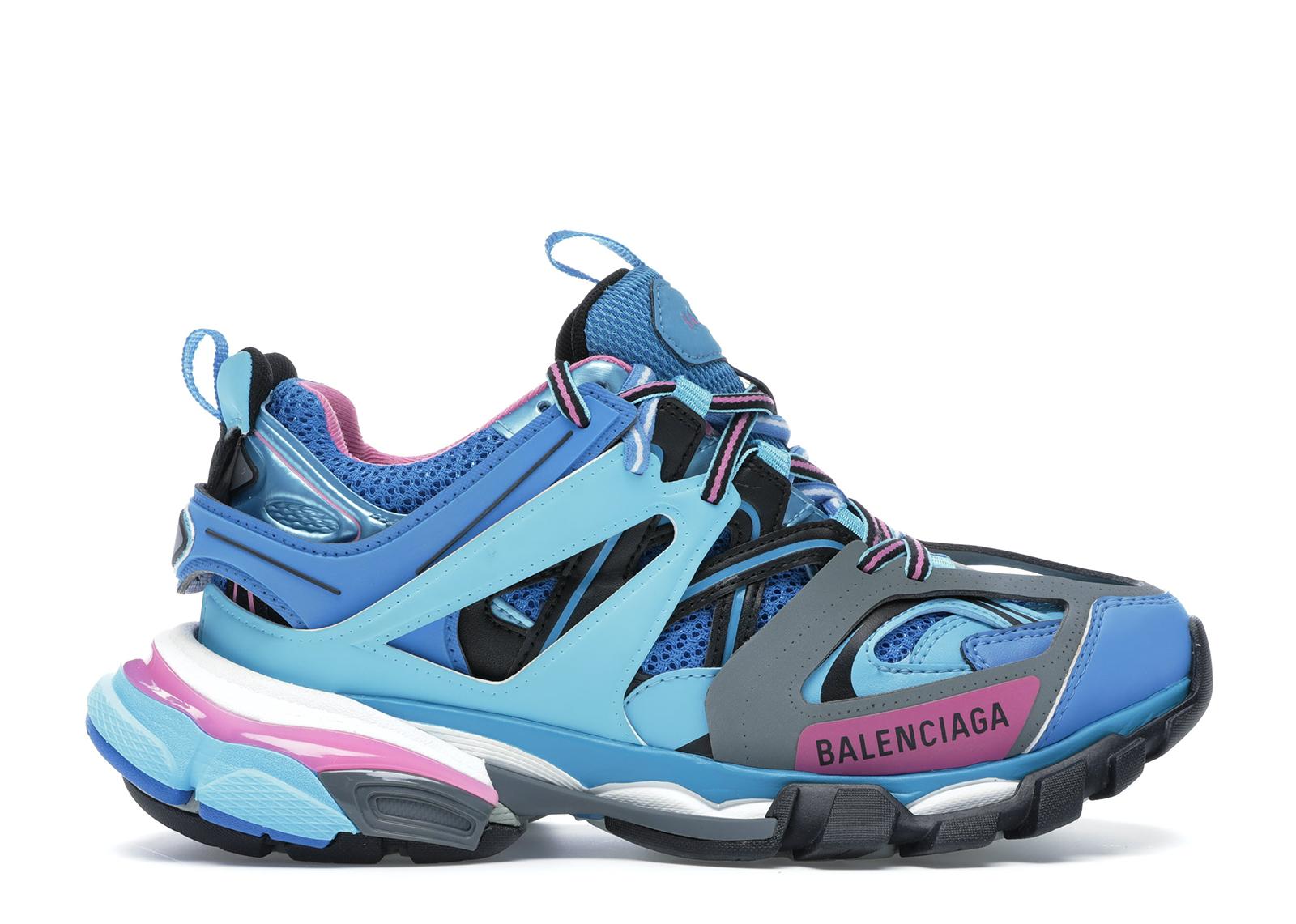 Balenciaga Track Runners Blue (W