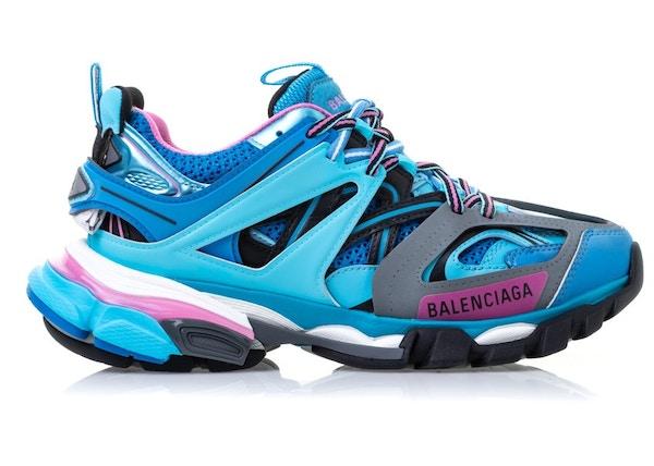 Balenciaga Track Runners Blue (W)