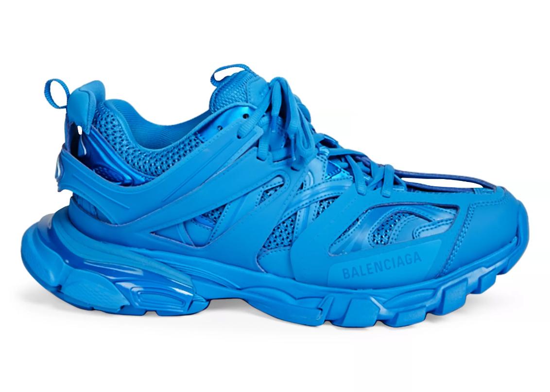Balenciaga Track Screen Blue - 542023