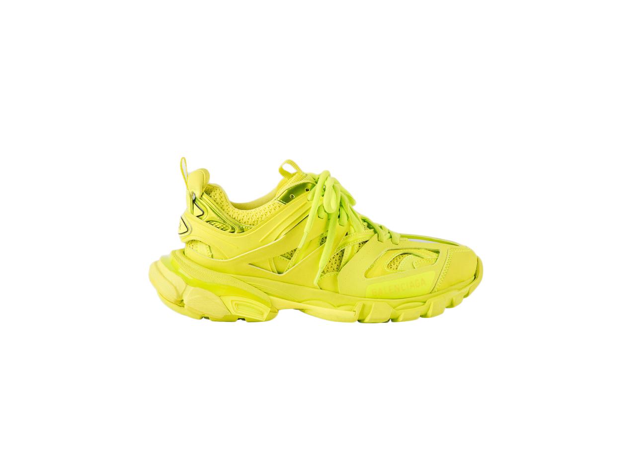 Balenciaga Track Trainer Lime (W