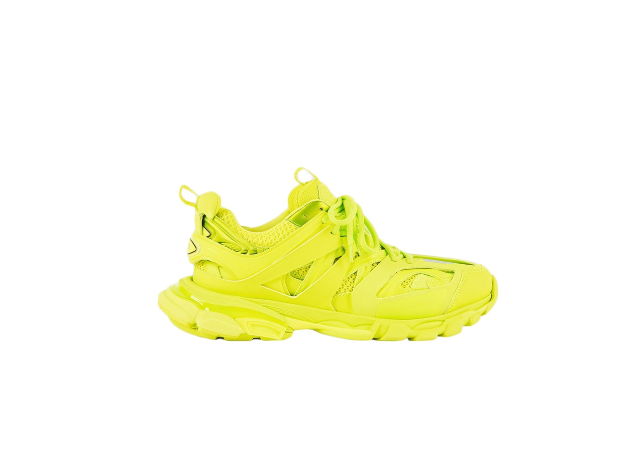 balenciaga led track sneaker YouTube