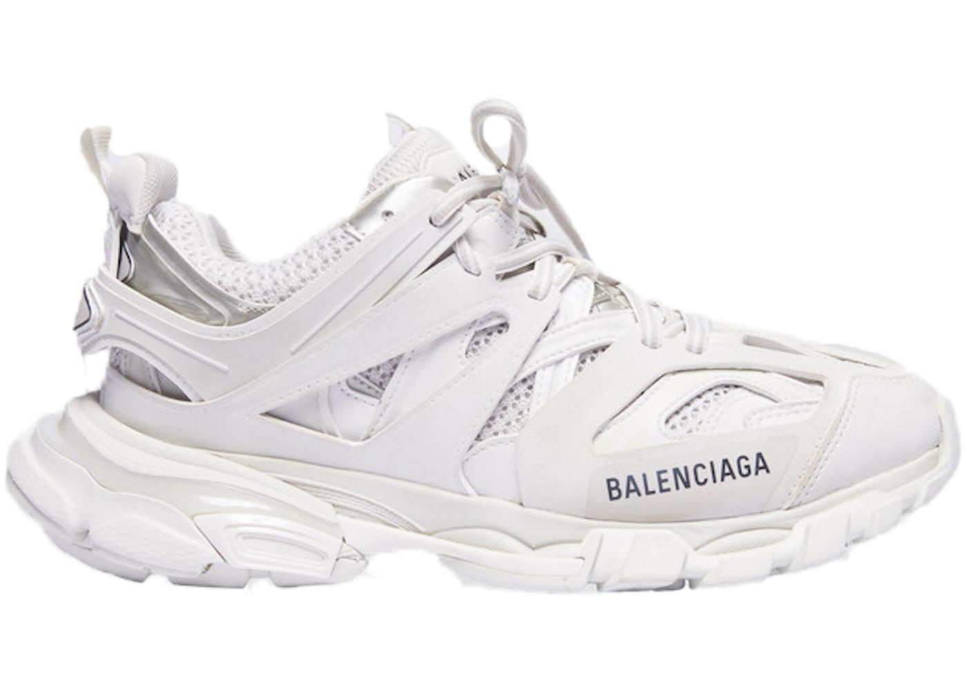 Balenciaga Track Trainer White W 542436w1gb19000