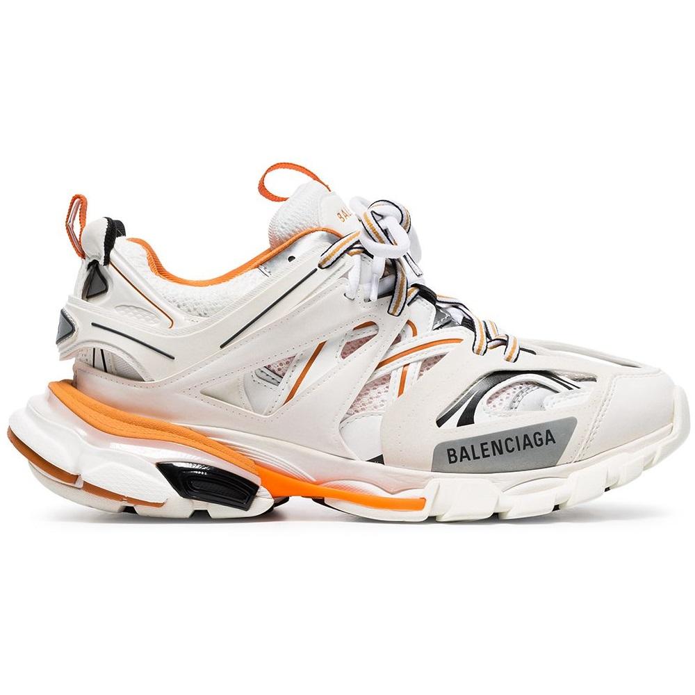Balenciaga Track White Orange (W