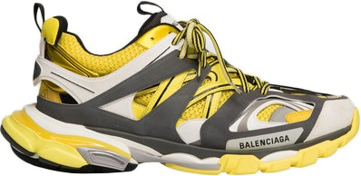 Meet the Next Sneaker Royalty Balenciaga Track Trainers