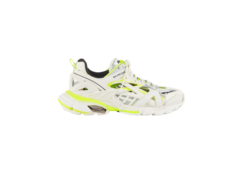 Balenciaga Track.2 White Fluo Yellow