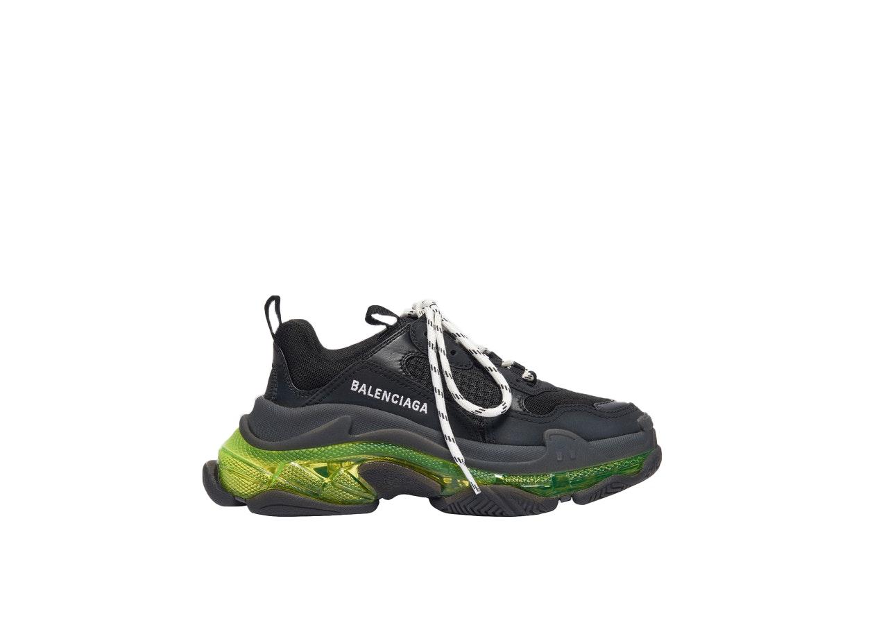Replica Balenciaga Sock Shoes Balenciaga Triple S Replica