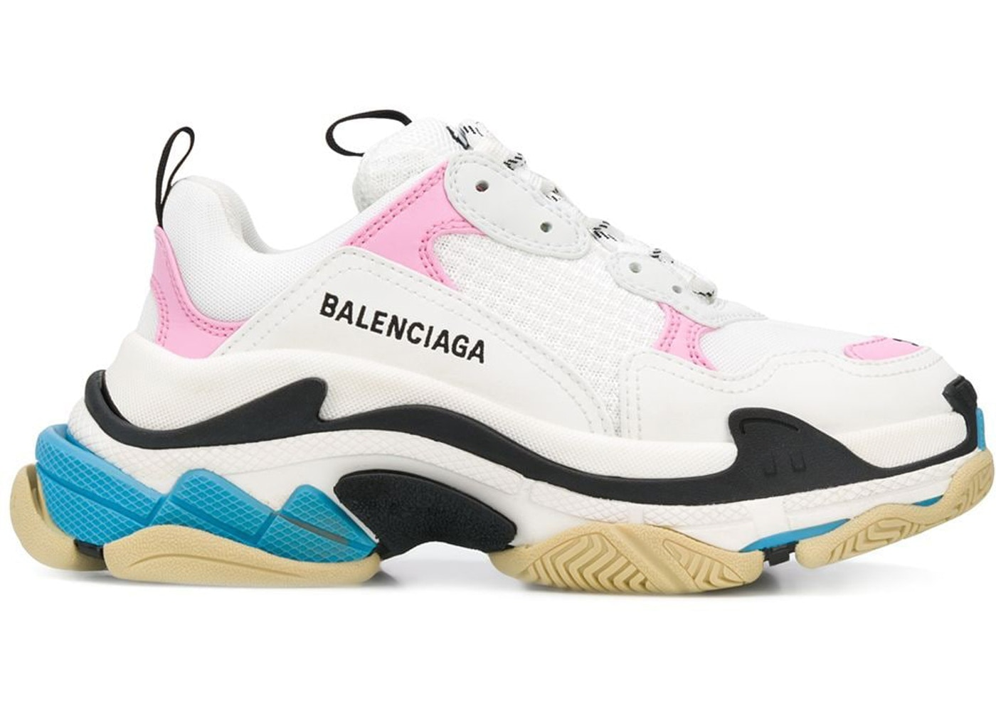 Balenciagas New Track Sneakers Are Here & Theyre