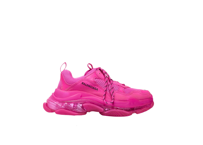 Balenciaga Triple S Pink - 541624W2FG15059