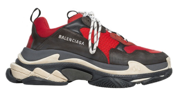 Balenciaga Triple S Men s Women Sneakers Shoptagr