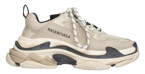 Balenciaga Triple S Vanille (W